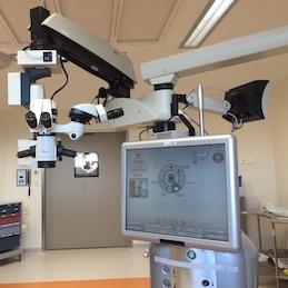 Les ophtalmologistes de la Baie de Saint Brieuc opèrent les yeux à l'HPCA